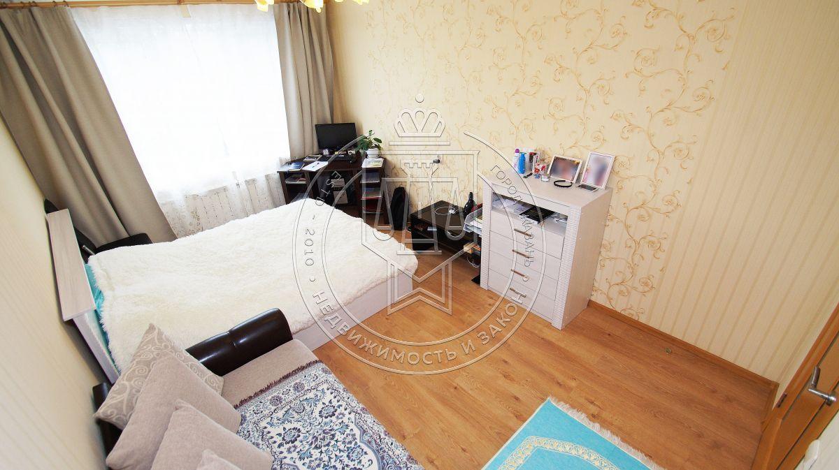 Продажа 1-к квартиры Карбышева ул, 58 А