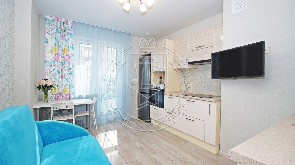 Продажа 1-к квартиры Рауиса Гареева ул, 109