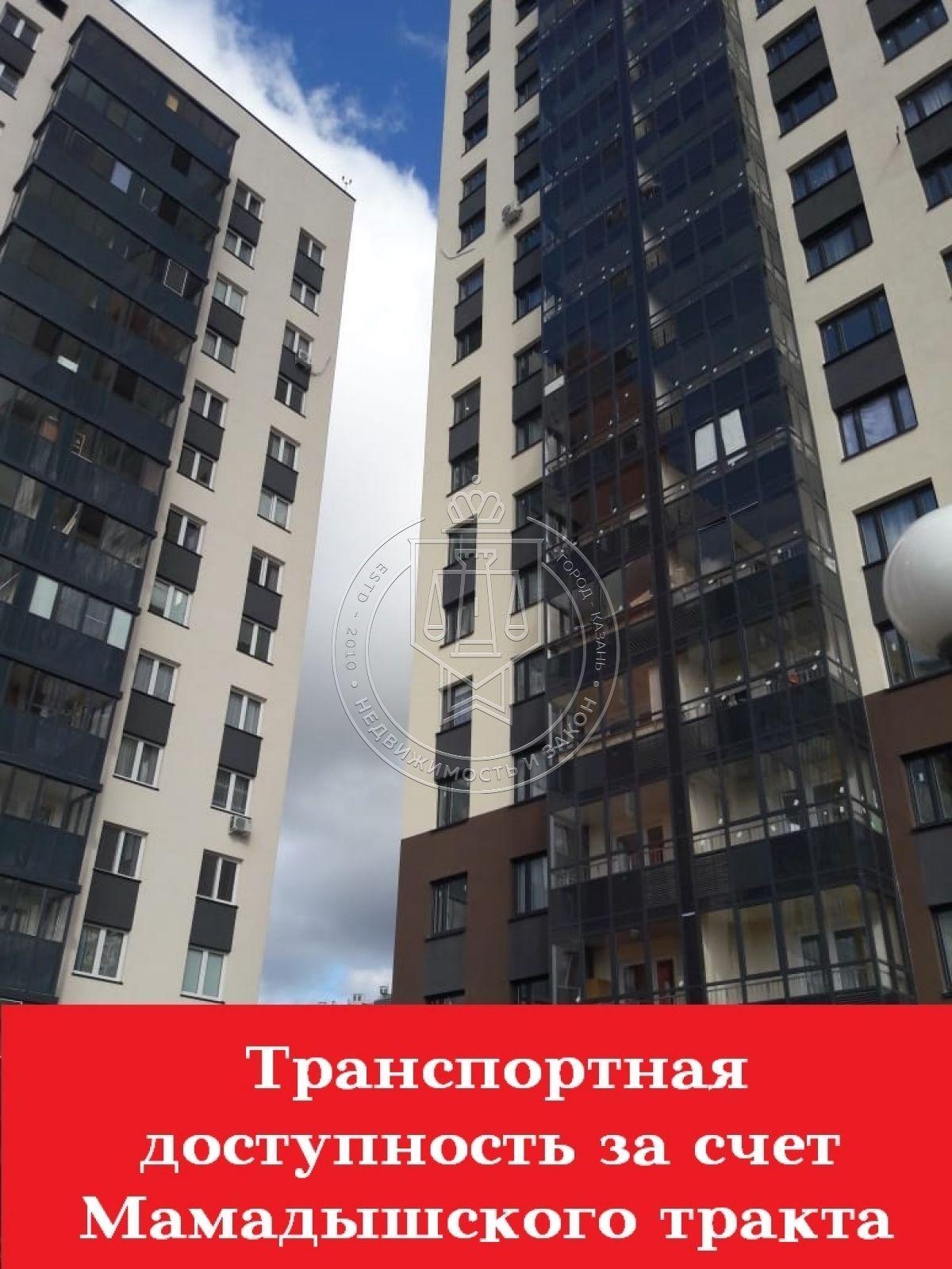 Продажа 2-к квартиры Александра Курынова ул, строение 15.1