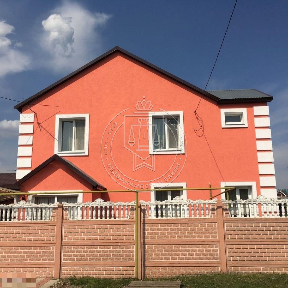 Продажа  дома Республика Татарстан, Казань, жилой массив Аметьево, 43