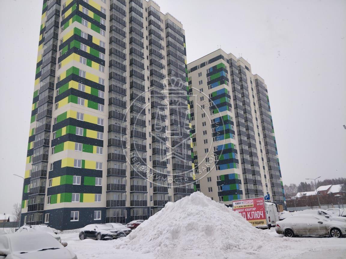 Продажа 1-к квартиры Архитектора Гайнутдинова ул, 4015