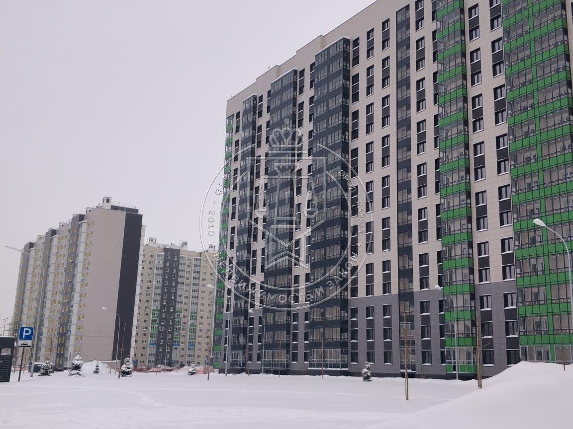 Продажа 2-к квартиры Рашида Нежметдинова ул, ПК-2-2