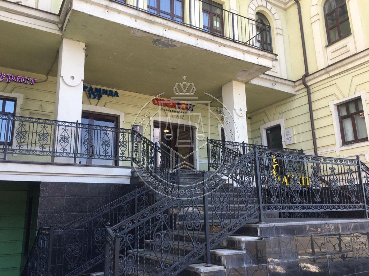 Аренда  офиса Пушкина ул, 52