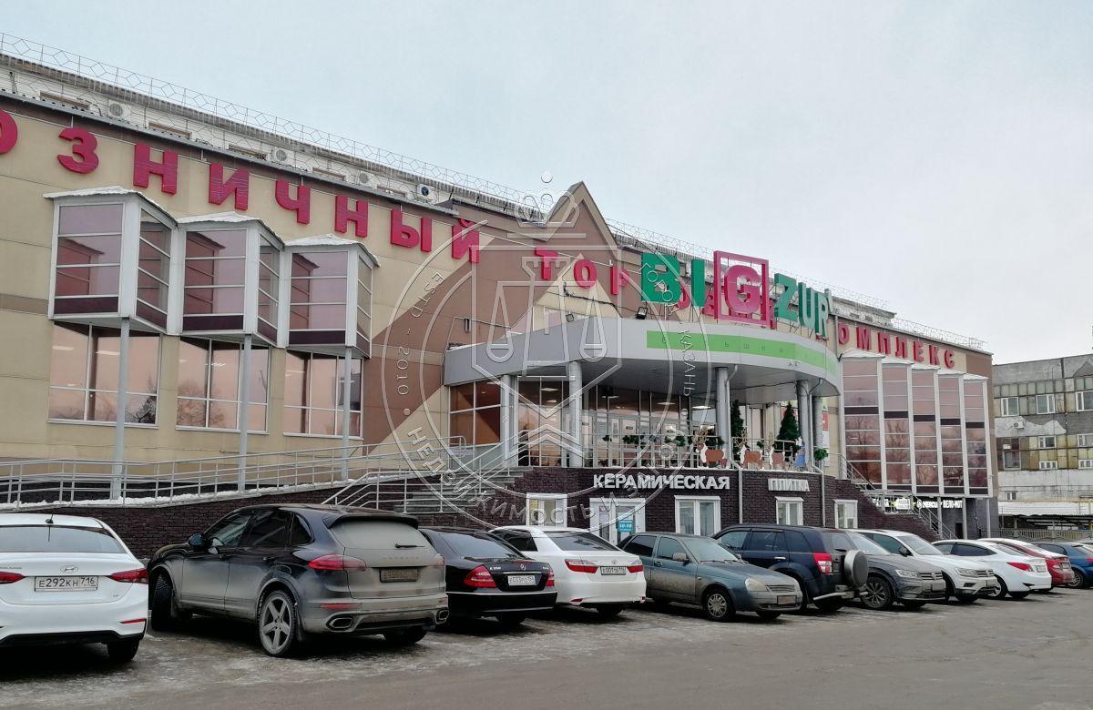 Продажа  помещения свободного назначения Сибирский тракт, 34 к12