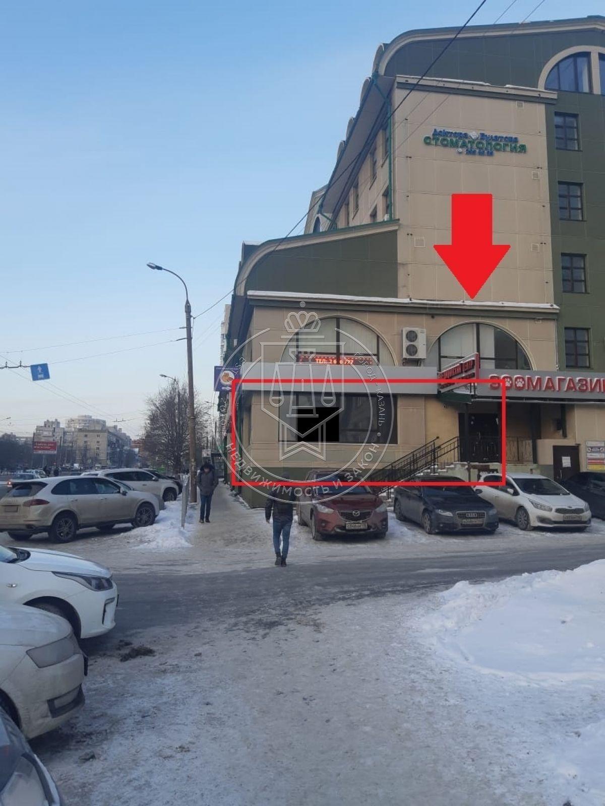 Аренда  помещения свободного назначения Гвардейская ул, 33