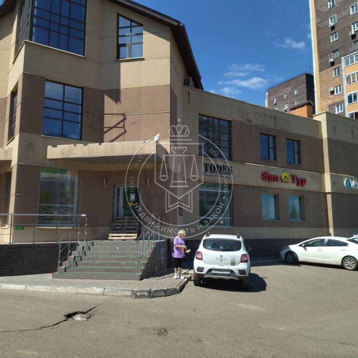 Аренда  помещения свободного назначения Юлиуса Фучика ул, 145а