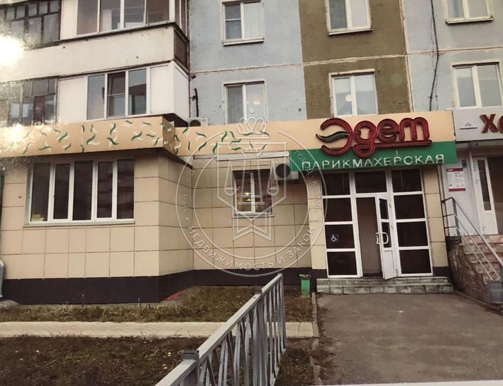 Аренда  помещения свободного назначения Ямашева пр-кт, 49