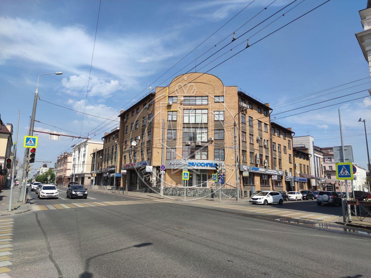 Продажа  помещения свободного назначения Московская ул, 31