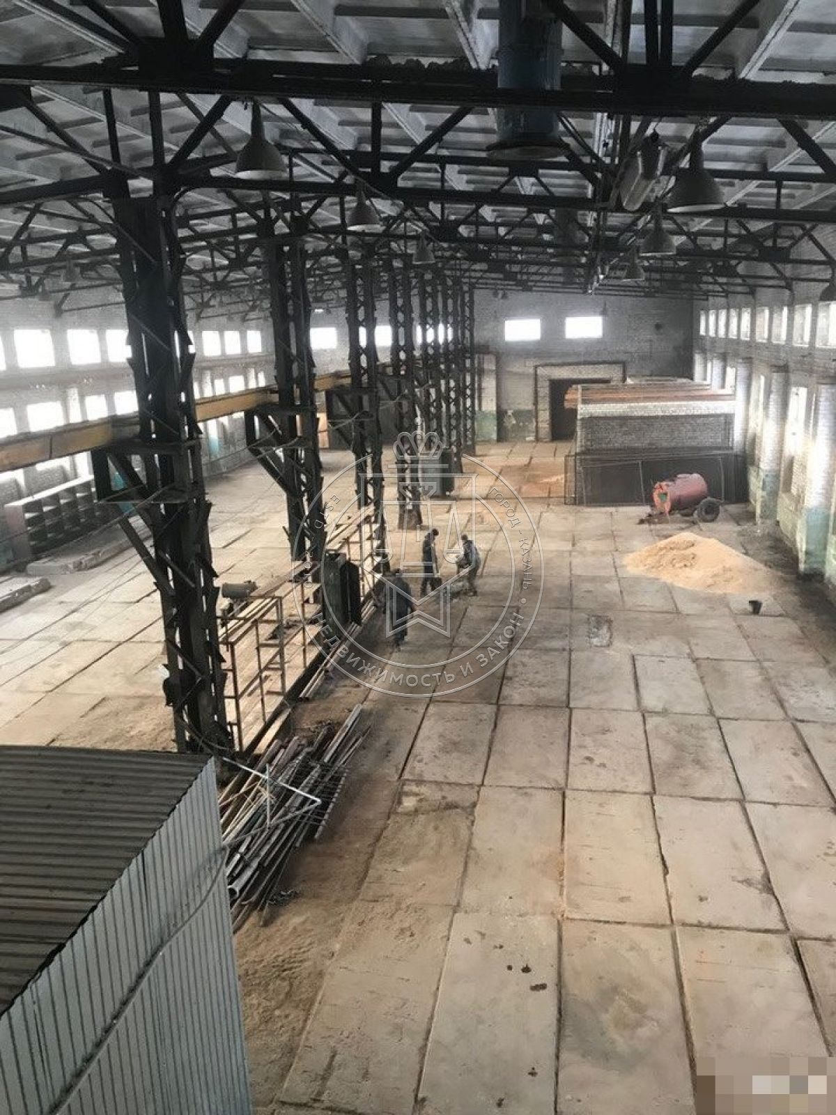 Продажа  склада Приволжский пер