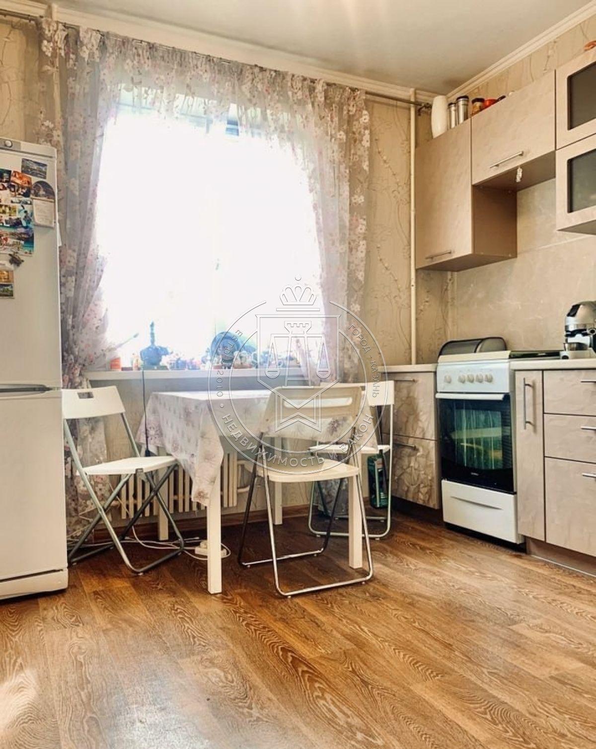 Продажа 1-к квартиры Чистопольская ул, 55