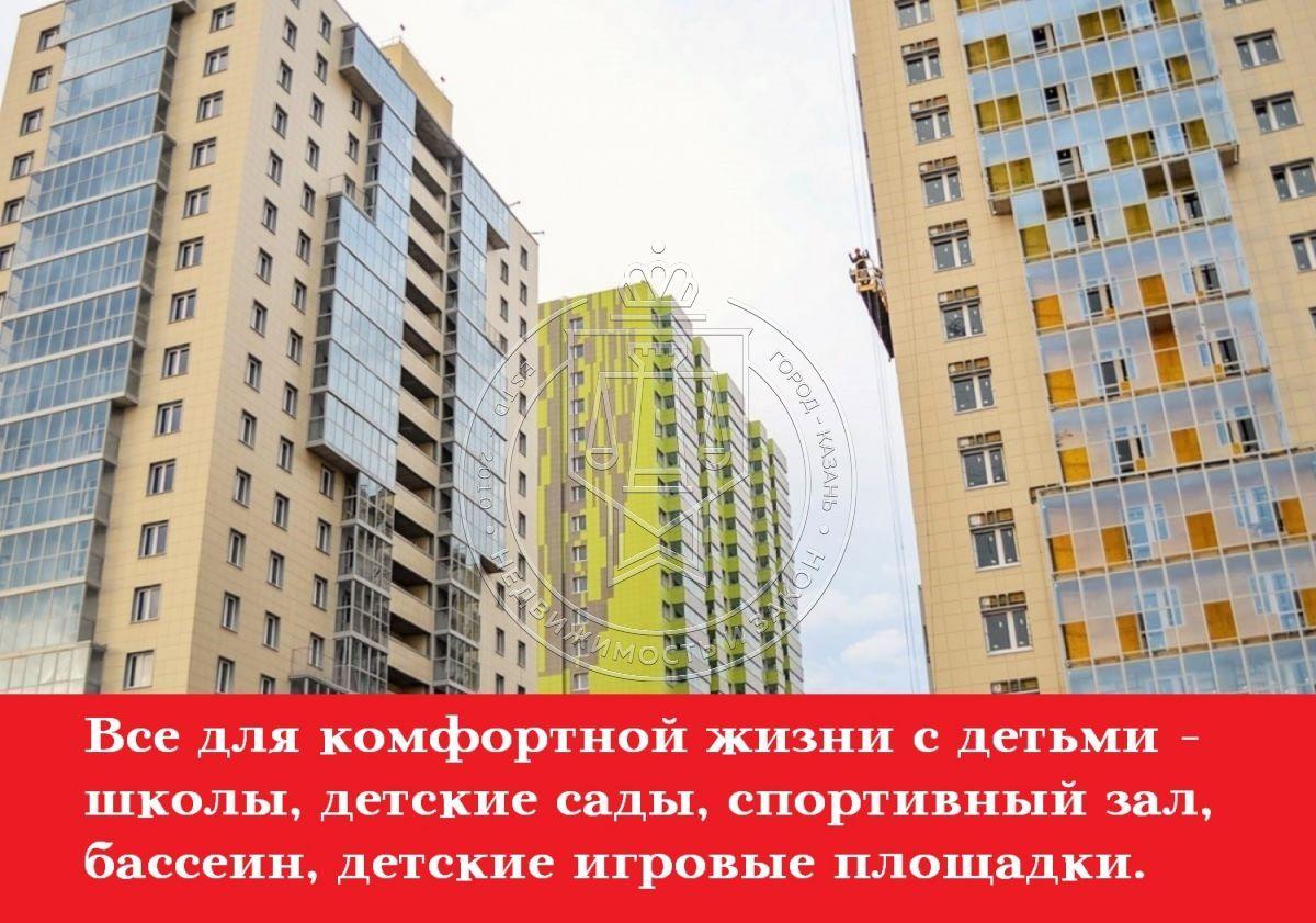 Продажа 2-к квартиры Рауиса Гареева ул, 2.4