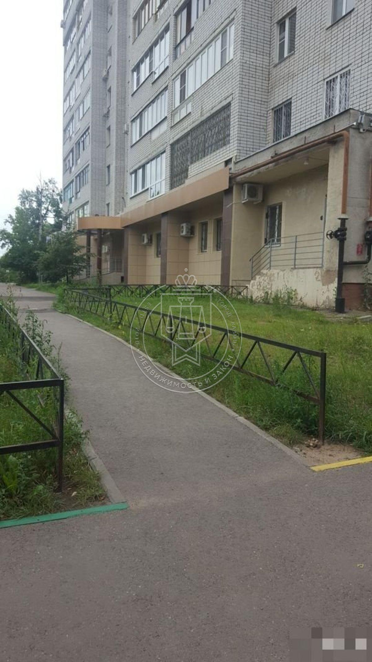 Продажа  помещения свободного назначения Ботаническая ул, 10А