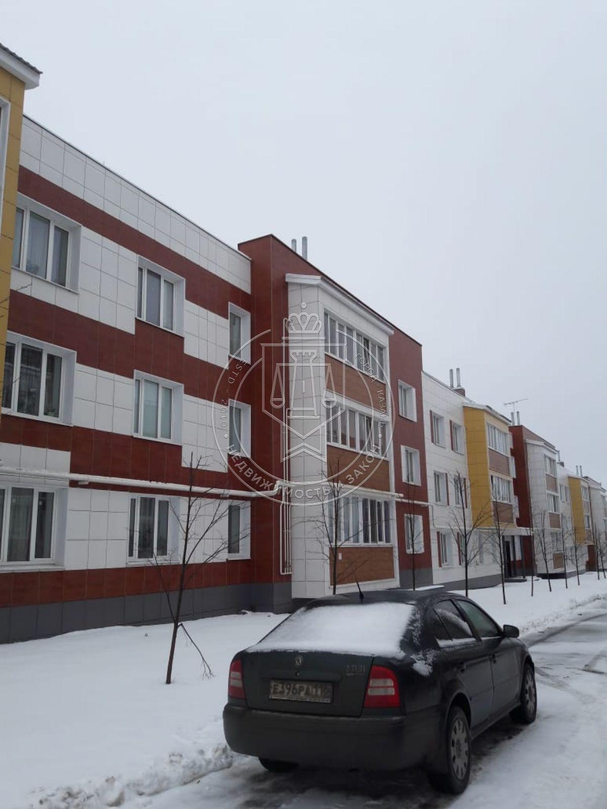 Продажа 1-к квартиры Габдуллы Тукая ул, 5