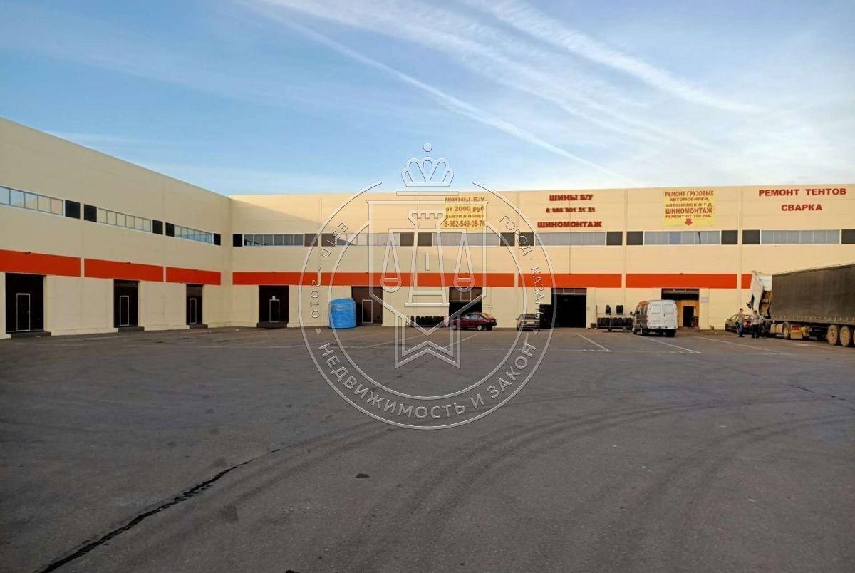 Аренда  склада М-7 Волга 823-й километр, 5
