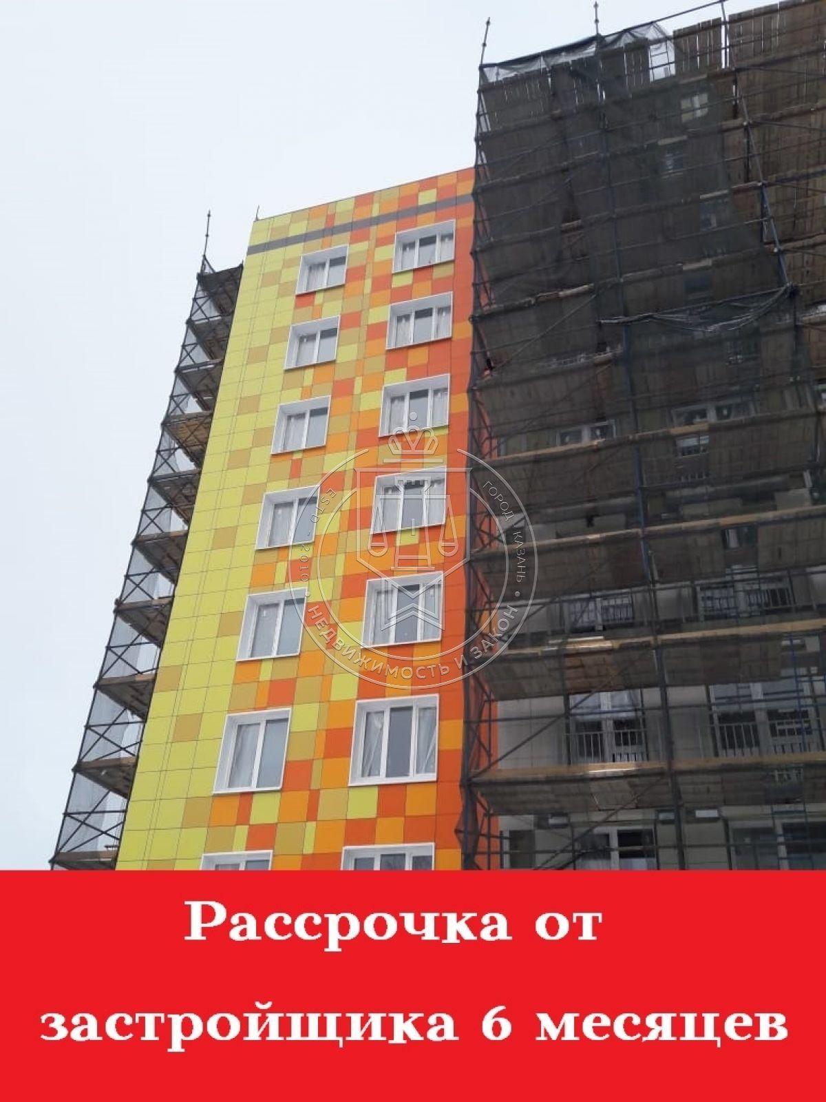 Продажа 1-к квартиры Тэцевская ул, 2
