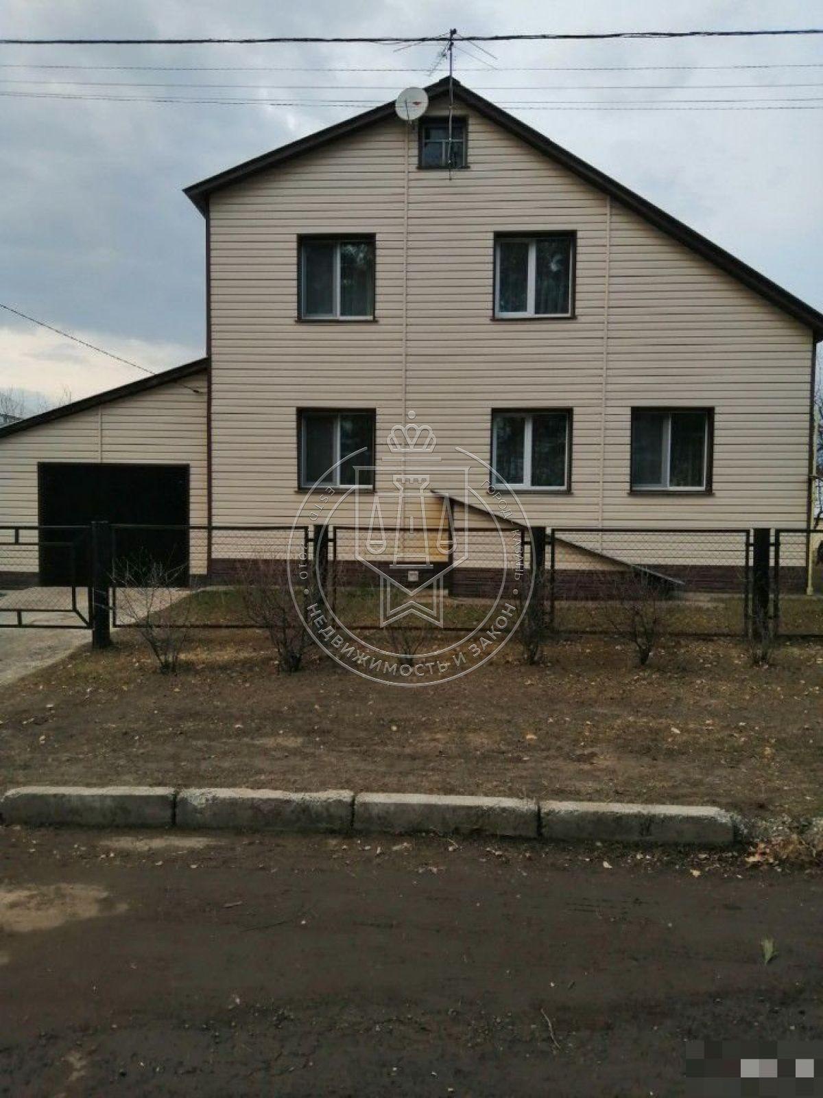 Продажа  дома Молодёжный пр-т, 32