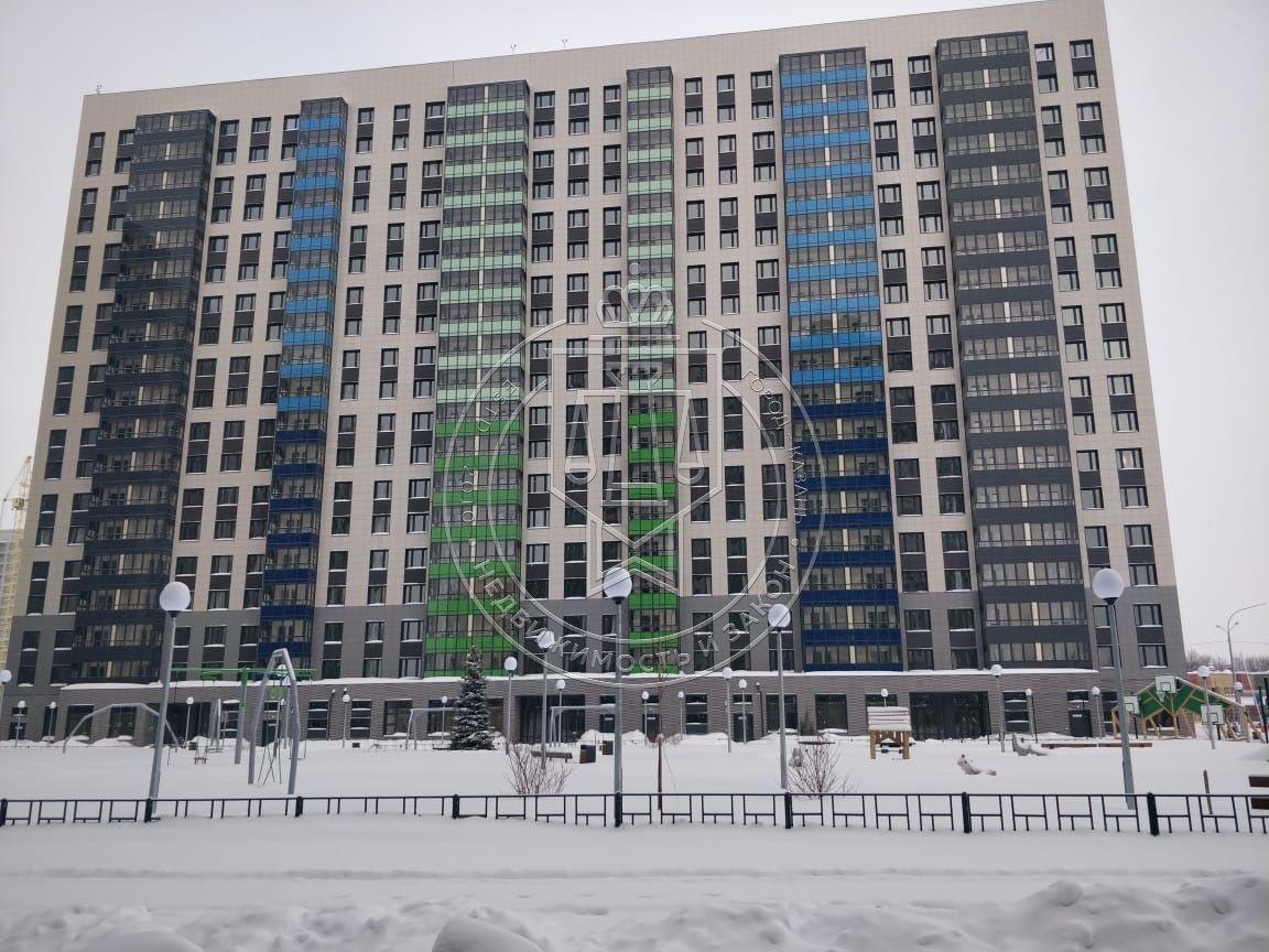 Продажа 1-к квартиры Рашида Нежметдинова ул, ПК-2-4