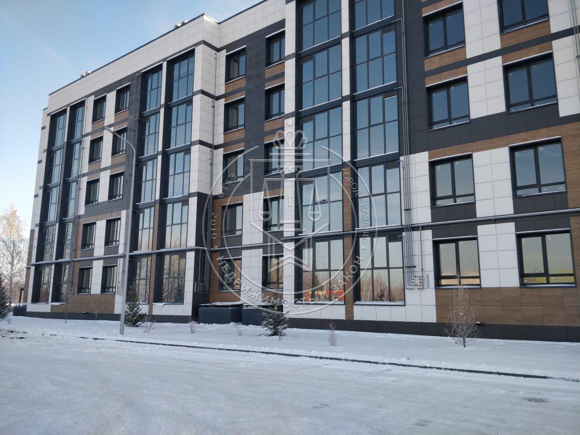 Продажа 2-к квартиры Сосновая ул, 9