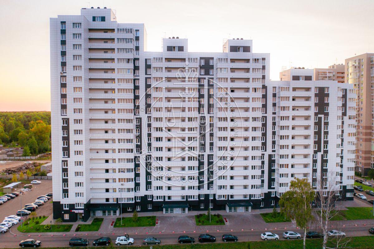 Продажа 2-к квартиры Гавриила Державина ул, строительный номер 3.1