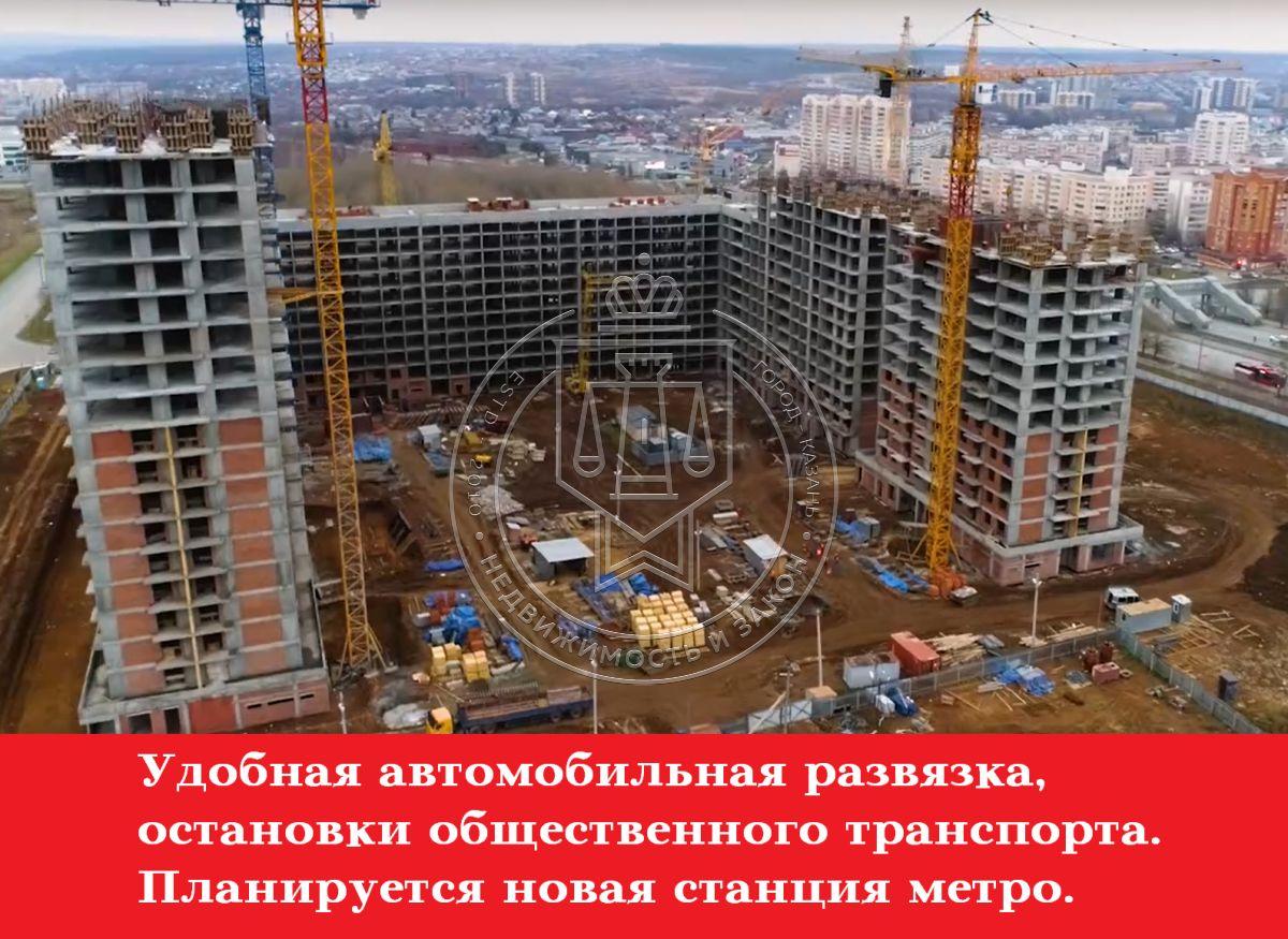 Продажа 1-к квартиры Победы пр-кт, 5.2