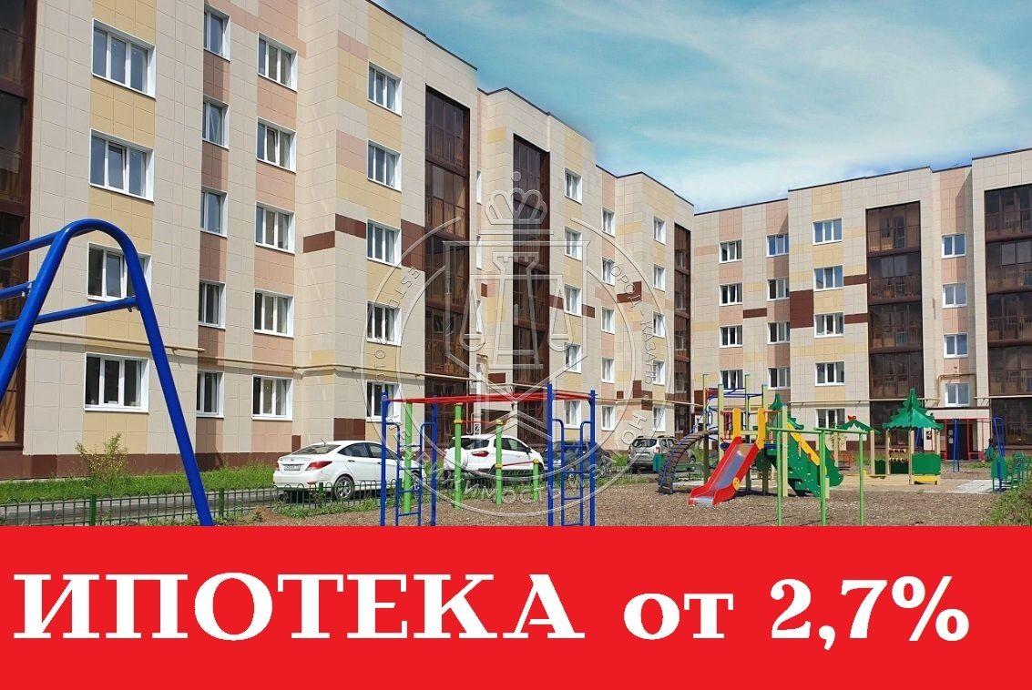 Продажа 2-к квартиры Нефтяников ул, 1