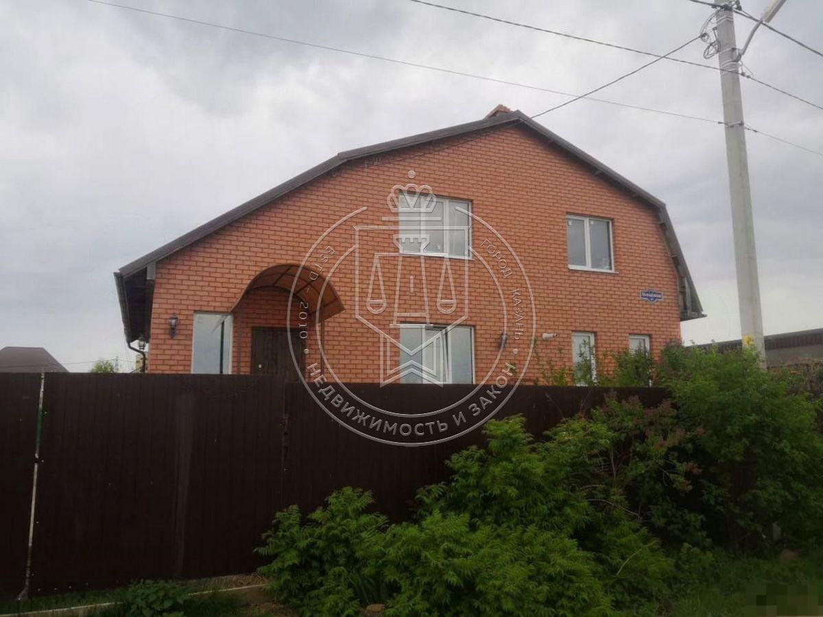 Продажа  дома Авиастроительный район жилой массив Борисоглебское