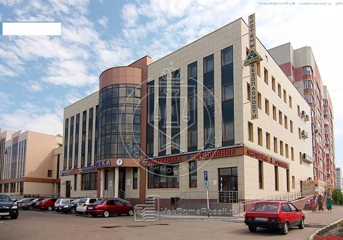 Аренда  офиса Ямашева пр-кт, 37
