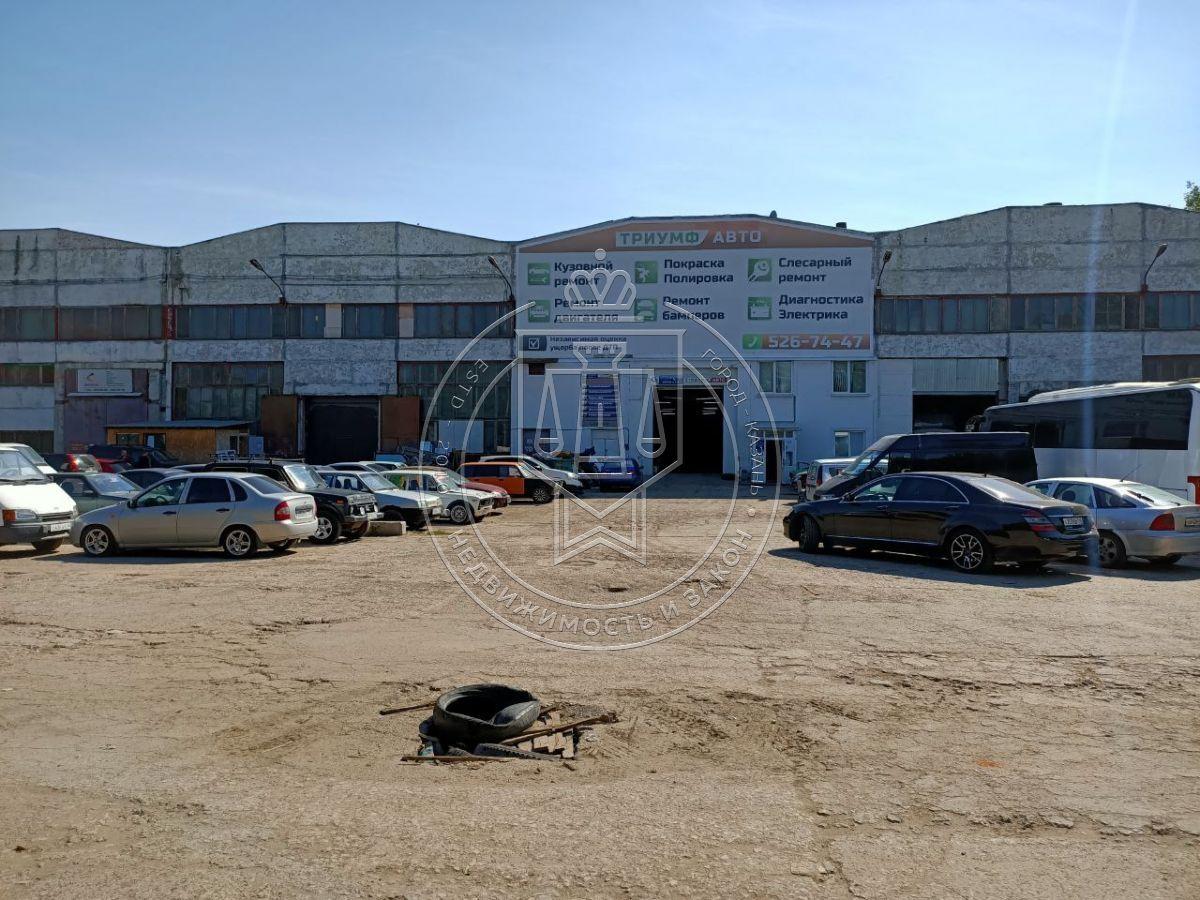 Аренда  склада Аделя Кутуя ул, 161
