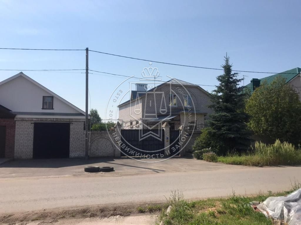 Продажа  дома Советский район жилой массив Новая Сосновка, Вишнёвая ул.