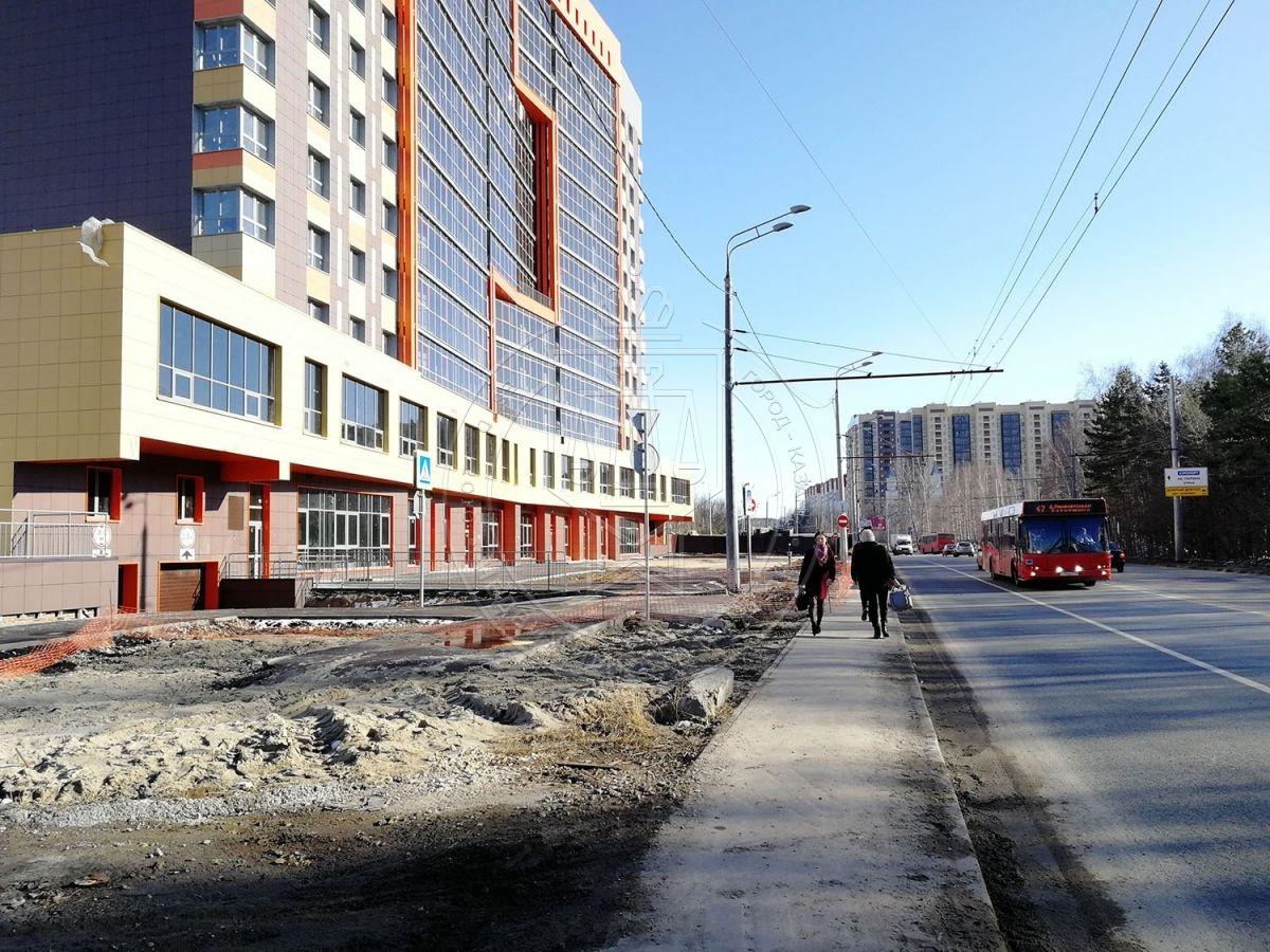 Аренда  помещения свободного назначения Хусаина Мавлютова ул, 17