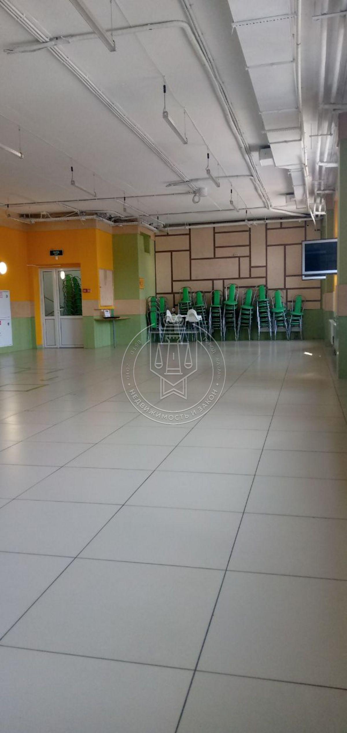 Продажа  помещения свободного назначения Ямашева 100г