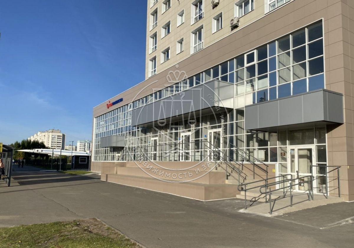Аренда  помещения свободного назначения Чистопольская ул, 61Д