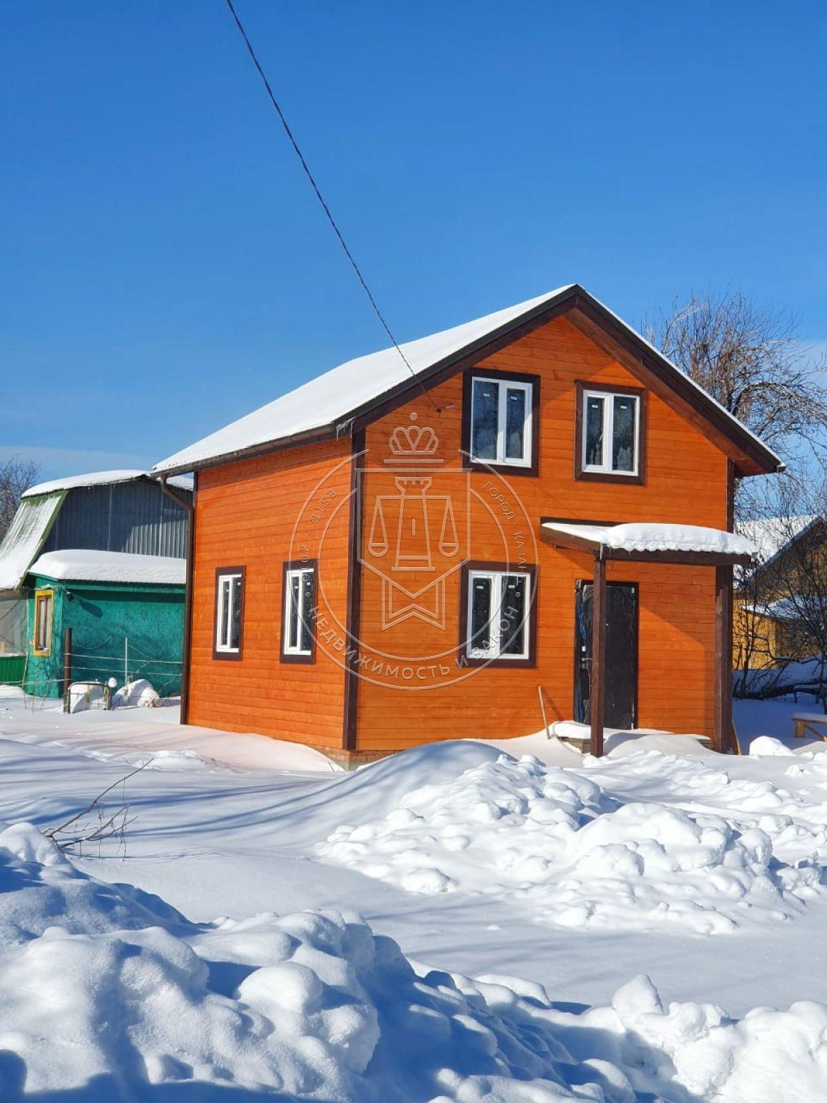 Продажа  дома СНТ Коллективного сада № 8 КАПО имени С.П. Горбунова , 452