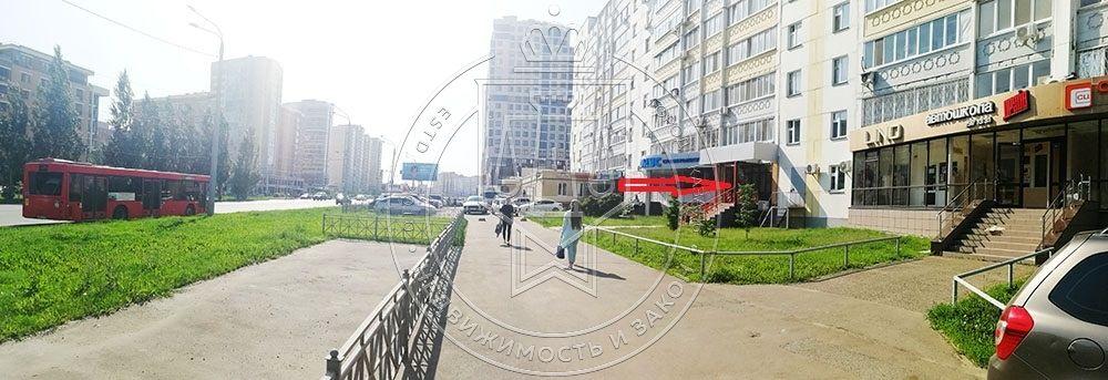 Аренда  помещения свободного назначения Чистопольская ул, 13