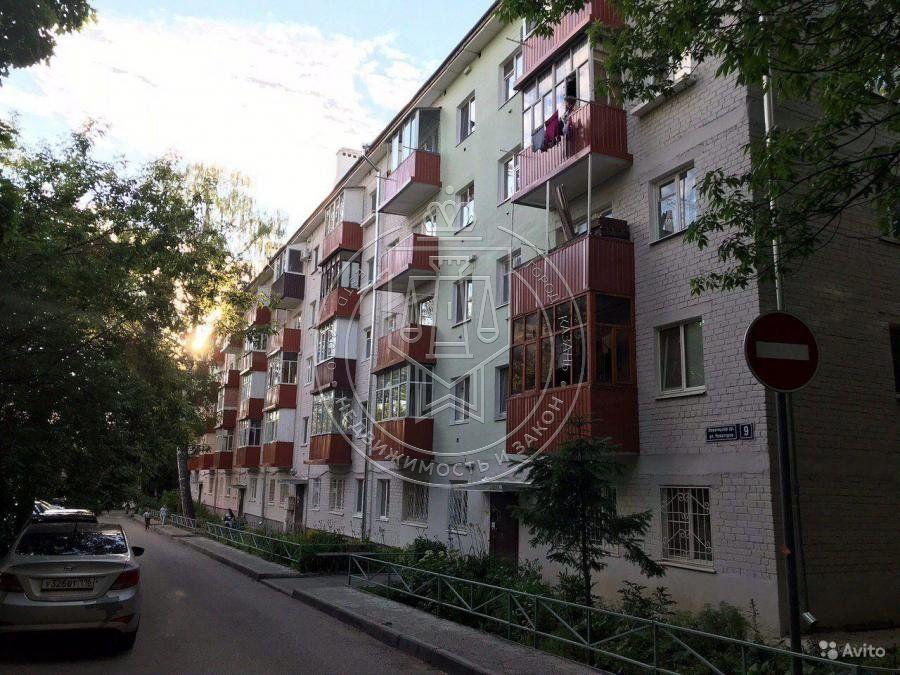 Продажа 3-к квартиры Новаторов ул, 9
