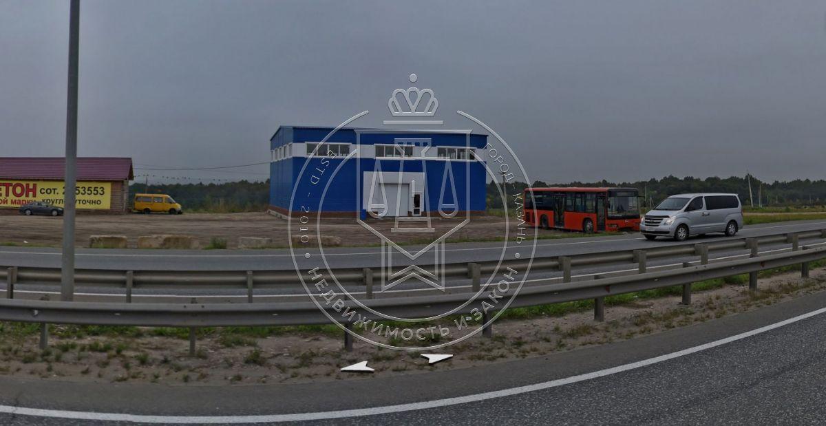 Республика Татарстан, Казань г, 774 км а/д м-7 Волга Москва-Казань-Уфа дор,  1