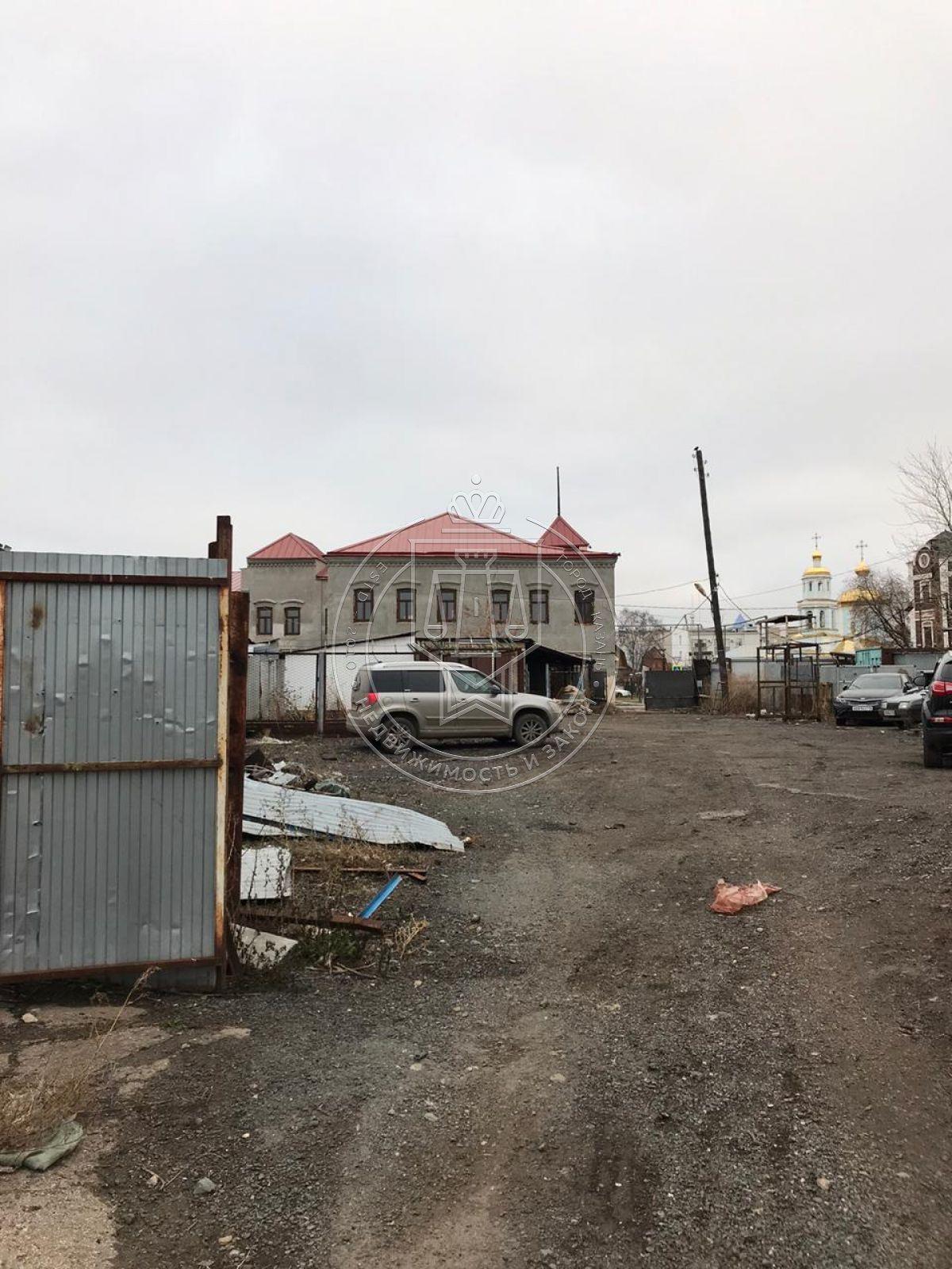 Продажа  участка Губдуллы Тукая, 16