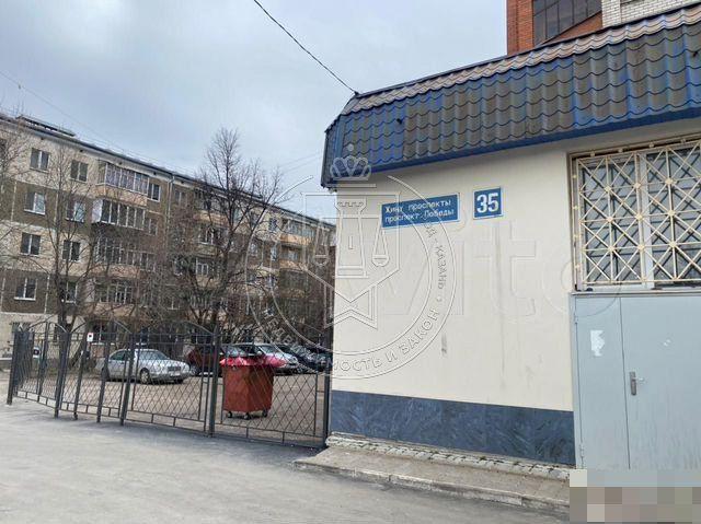 Продажа  помещения свободного назначения Победы пр-кт, 35