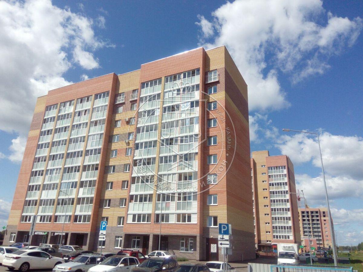 Продажа 2-к квартиры М.Ф.Гайсина ул, 2