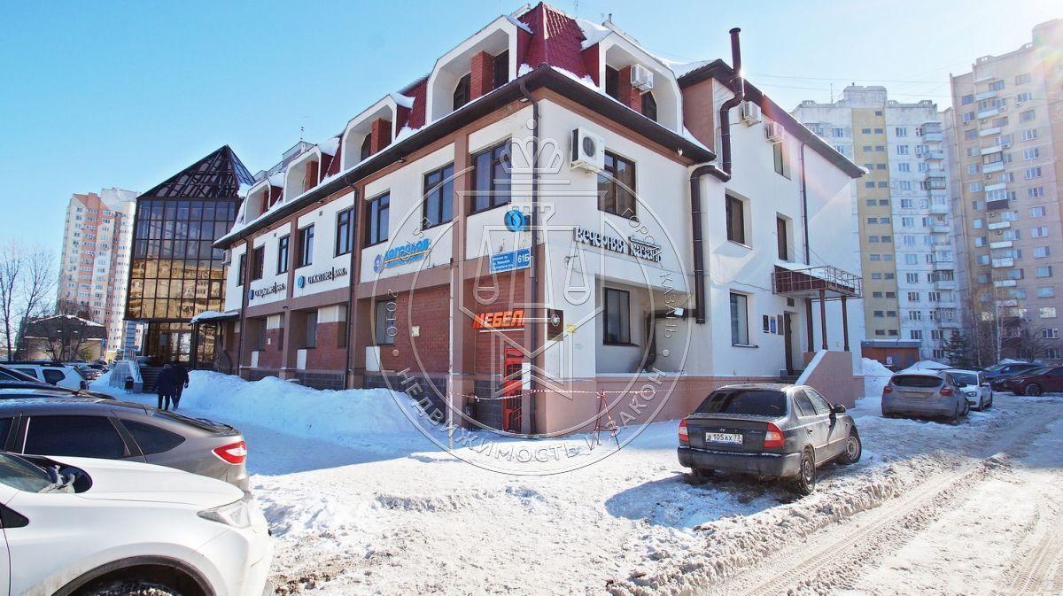 Продажа  помещения свободного назначения Ямашева пр-кт, 61Б