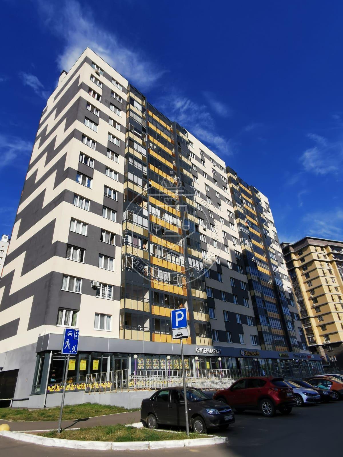 Продажа 1-к квартиры Рашида Нежметдинова ул, 2-1