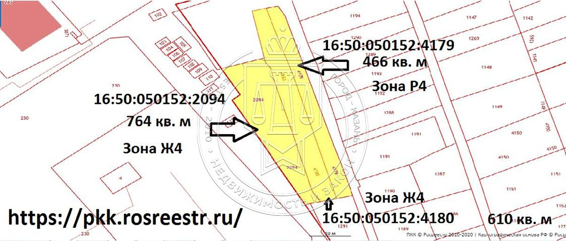 Продажа  участка КОСМОНАВТОВ, 49