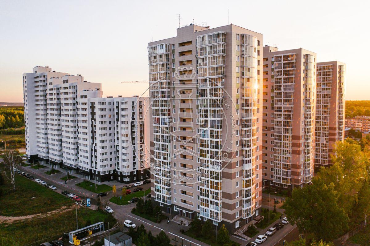 Продажа 1-к квартиры Залесная 3-я ул, 3.2