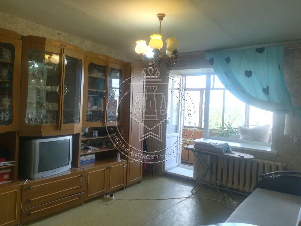 Продажа 2-к квартиры Хусаина Мавлютова ул, 39