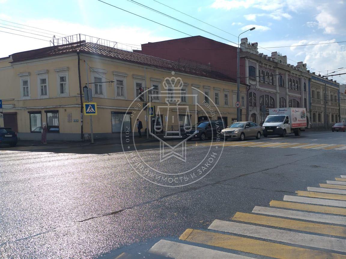Аренда  помещения свободного назначения Московская ул, 72