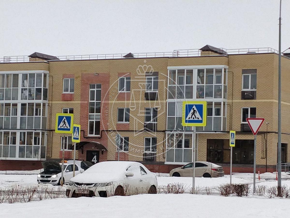 Продажа 1-к квартиры Габдуллы Тукая ул, 4.14