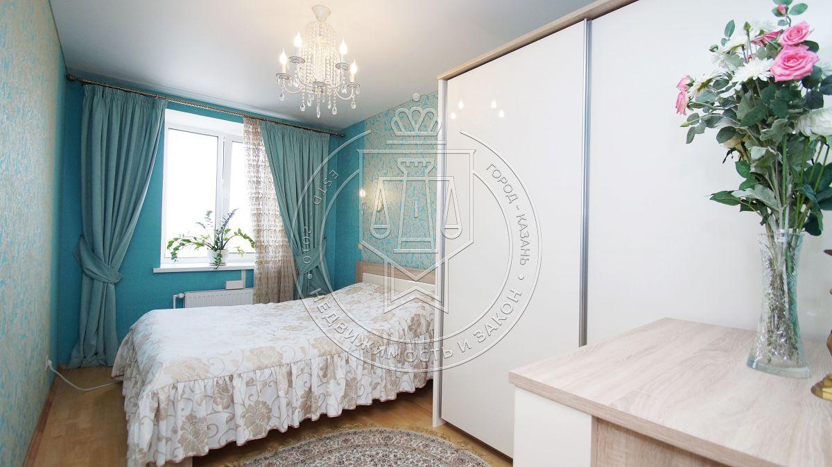Продажа 3-к квартиры Даурская ул, 44 в