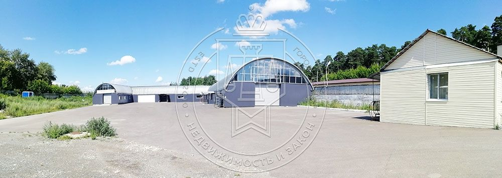 Продажа  склада Бирюзовая ул, 38