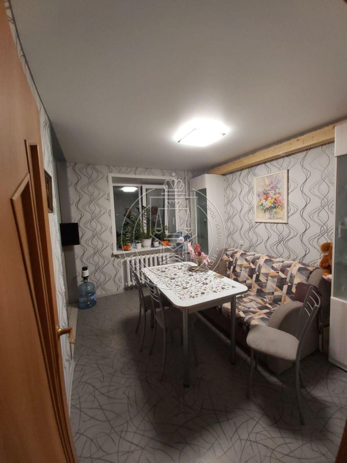 Продажа 3-к квартиры Ибрагимова пр-кт, 63
