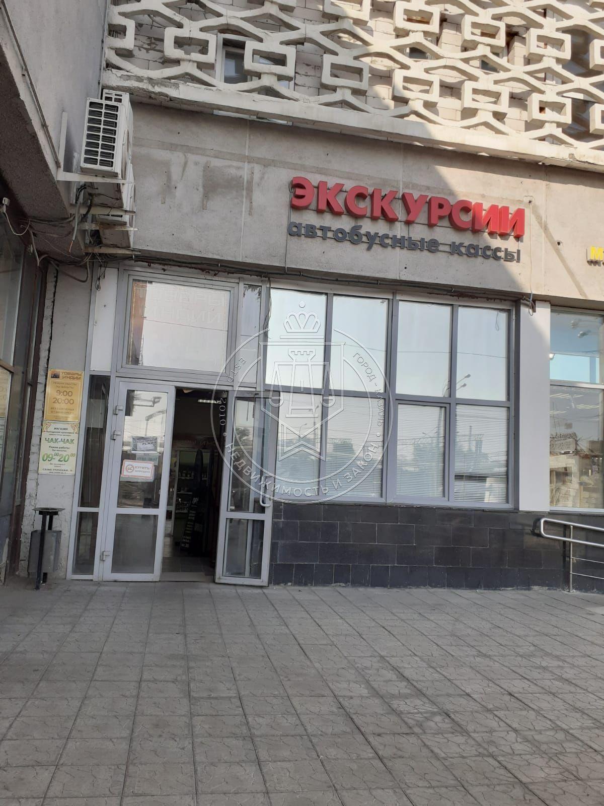 Продажа  помещения свободного назначения Саид-Галеева ул, 6
